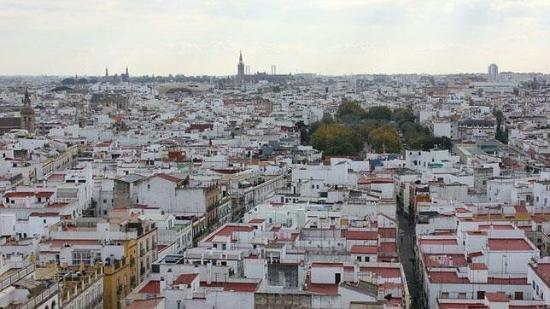 Centro Historico de Sevilla