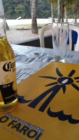 Restaurante O Farol: Comer bem no Guarujá é nesse lugar