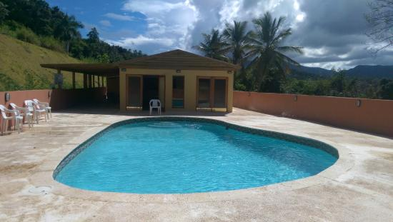 Ceiba Country Inn: New pool