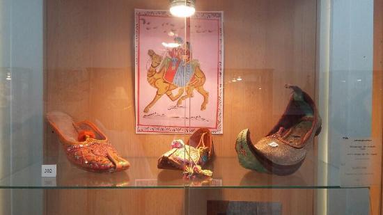 Musée des Metiers de la Chaussure