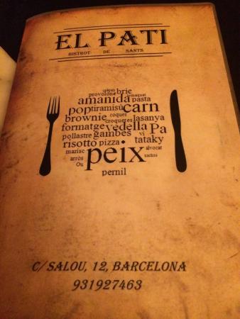 Restaurante El Pati: photo0.jpg