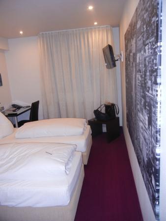 Hotel Am Augustinerplatz: Kleines Zimmer