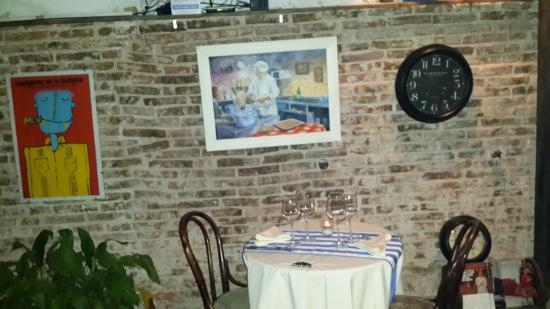 Vista parcial salón comedor