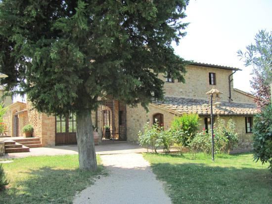 I Melograni del Chianti: Villa