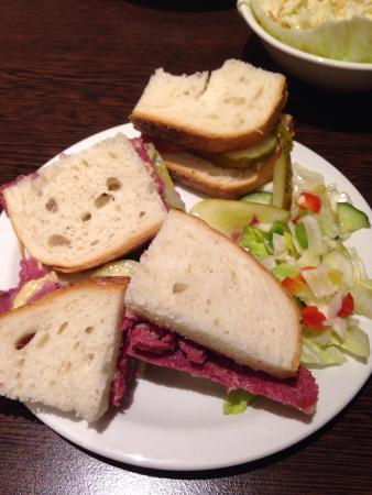B&K Salt Beef Bar: photo1.jpg