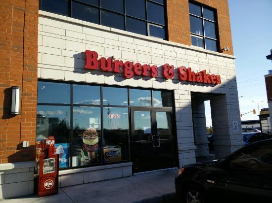 Resultado de imagem para Burgers & Shakes ottawa