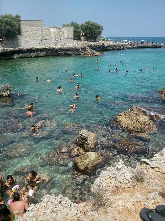 Specchiolla, Itália: lido laguna blu