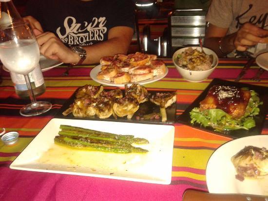 Foto de casa maria ronda degustacion de comida tripadvisor - Restaurante casa maria ...