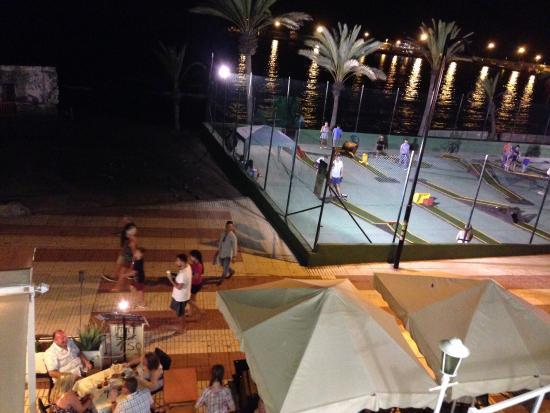 los Tarajales : Night view
