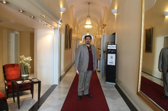 Hochzeit palace luzern