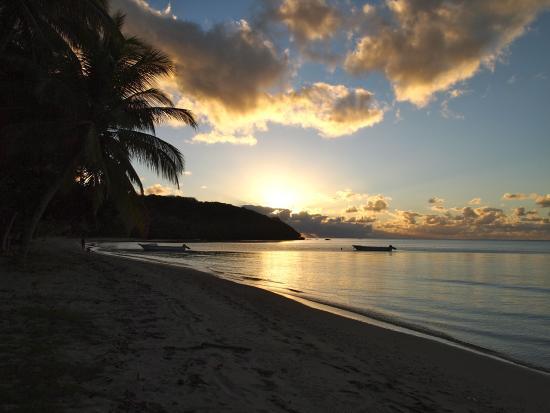 Papageno Resort: evening view