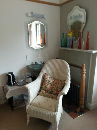 The Old Vicarage: Twin Room