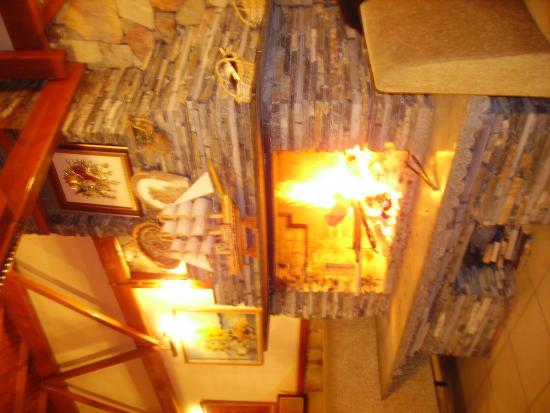 Titanic restaurant: внутренний зал