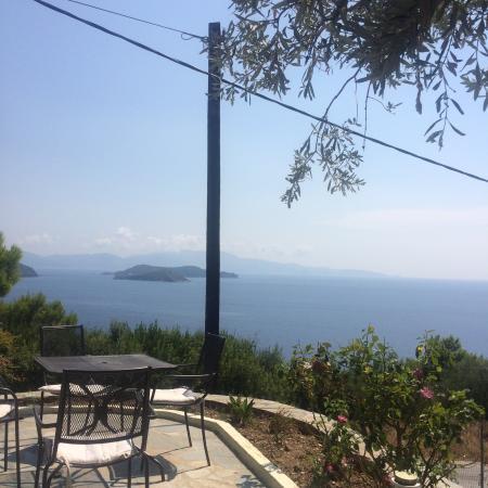 Balcony - Agnadi Hotel Photo