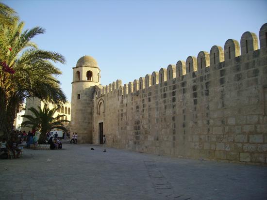 Cashbah de Sousse : касба Сусс