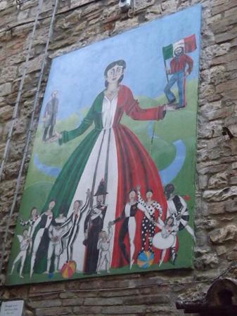 I Muri Dipinti di Mugnano
