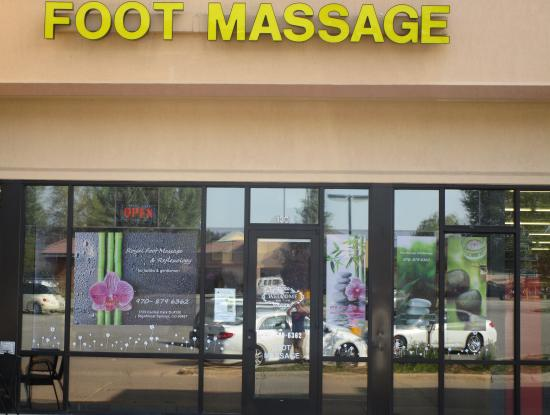 Royal Foot Massage & Reflexology