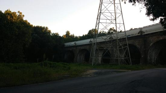 Elkridge, MD: Viaduct bridge