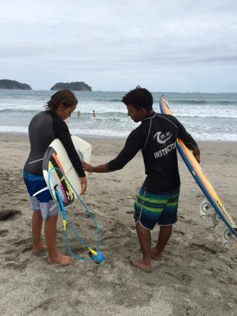 Choco's Surf School Bild
