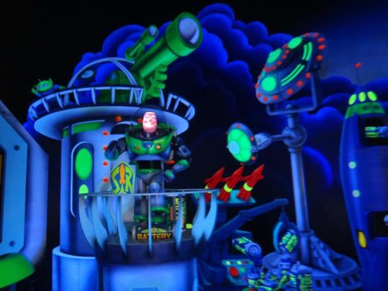 Juego De Buzz Lightyear Foto Di Magic Kingdom Orlando Tripadvisor