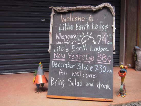 Little Earth Lodge: A Little Earth tradition