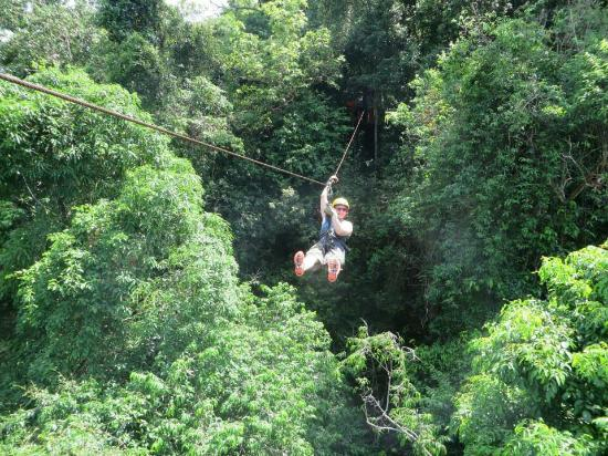 Canopy Adventures Secret Falls Koh Samui Thailand. & Canopy Adventures Secret Falls Koh Samui Thailand. - Picture of ...