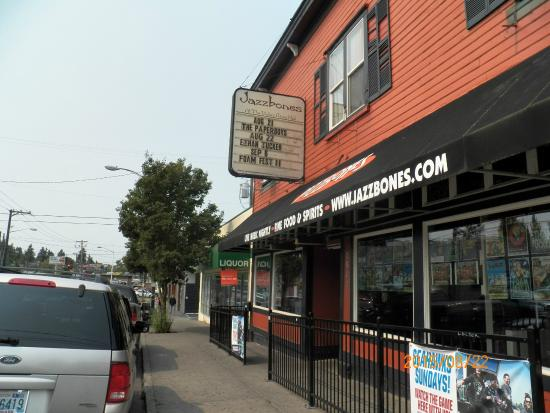 Jazzbones Restaurant And Nightclub Tacoma