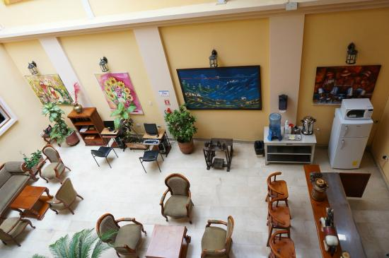 Hotel Boutique Plaza Sucre: Отель2