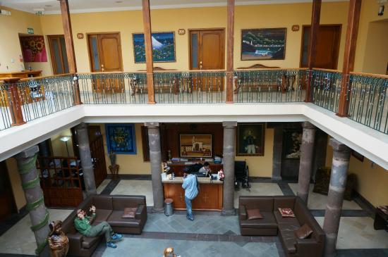 โรงแรมบูติกพลาซา ซูเคร: Отель1