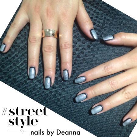 Blenheim, كندا: Manicure