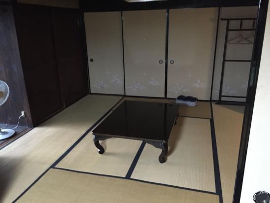 Minshuku Koshinzuka: Spacious room