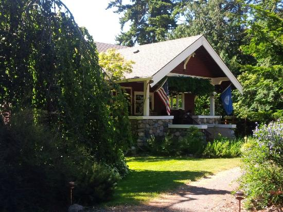 Kangaroo House Bed & Breakfast on Orcas Island: Exterior