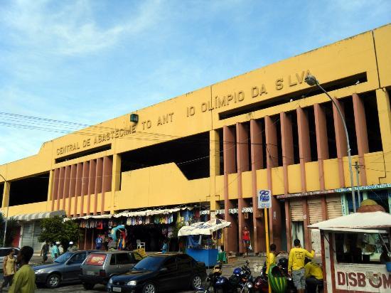 Central de Abastecimento do Malhado