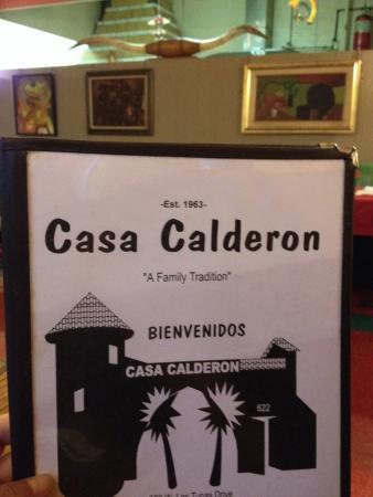 Casa Calderon