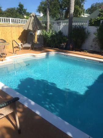 Meranova Guest Inn: Pool