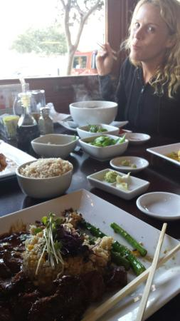 Kabuki Japanese Restaurant: Great dishes, service and price!