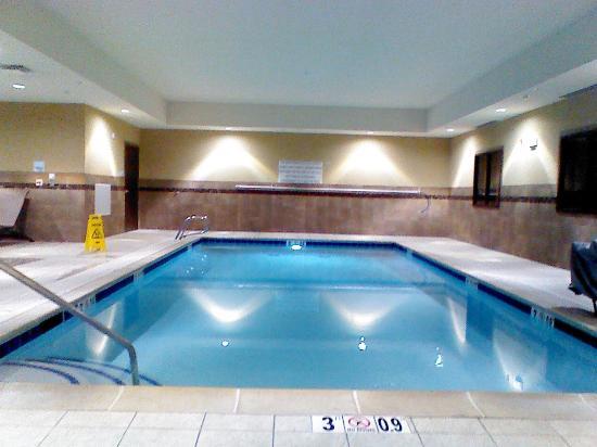 บัตต์, มอนแทนา: Nice pool