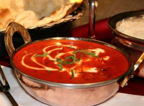 Tuakau, Nouvelle-Zélande : The India Restaurant and bar