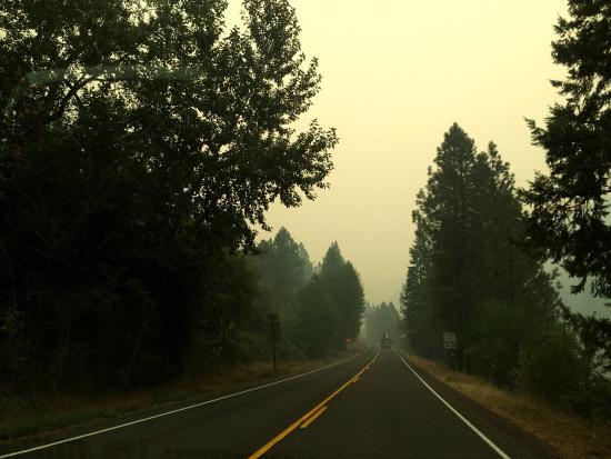 Highway 12: Smoky on the 12