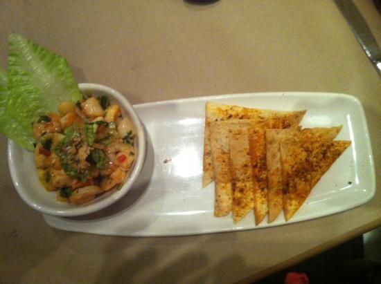 Bonefish Grill: Ceviche
