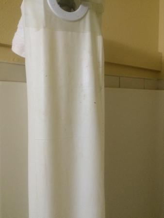 Days Inn Harrodsburg: Shower curtain