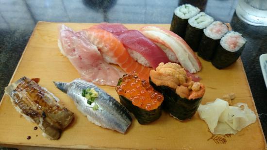 Narita Edokko Sushi Kaiun Bldg