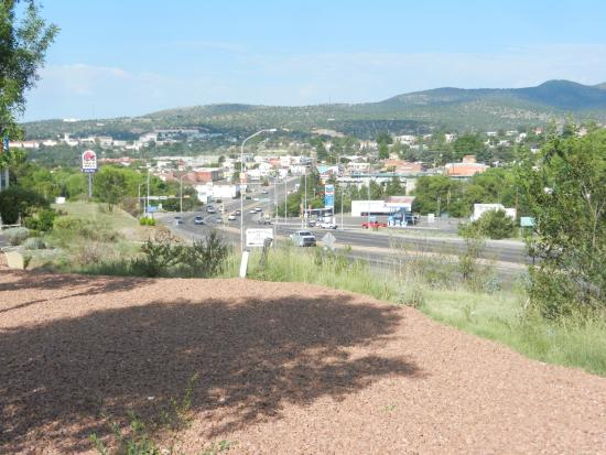 Econo Lodge: View of Silver City