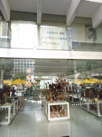 Centro de Artesanato Mineiro
