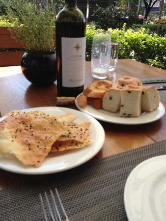 Casalingo (JW Marriott Hotel Beijing Central): Bread selection