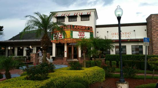 Picture of landry 39 s seafood house orlando for Fish restaurant orlando