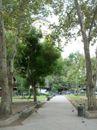 Plaza Almagro