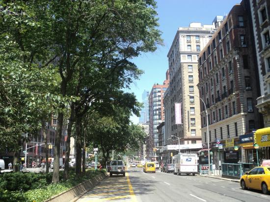 foto de days inn hotel new york city broadway nueva york. Black Bedroom Furniture Sets. Home Design Ideas