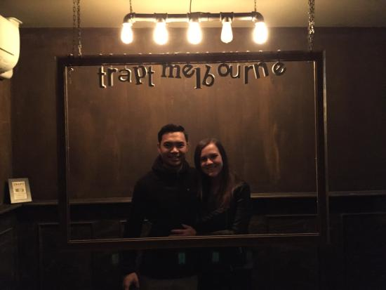 Trapt Bar And Escape Room Review