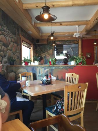 Black Forest, CO: R & R Coffee Cafe